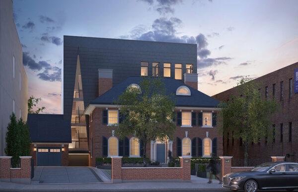 Dancap New building Render